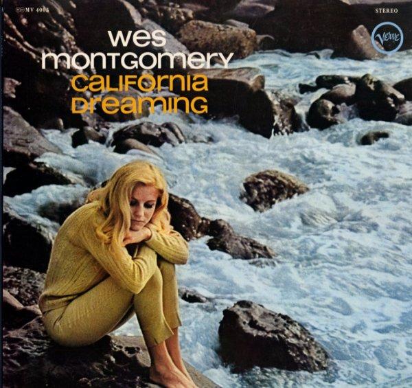 画像1: Wes Montgomery/Carifornia Dreaming(Verve/LP) (1)