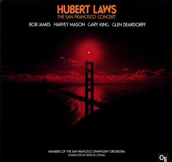 画像1: Hubert Laws/The San Francisco Concert(CTI/LP) (1)