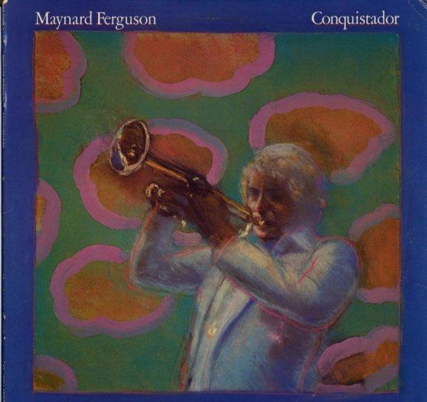 画像1: Maynard Ferguson/Conquistador(Columbia/LP) (1)