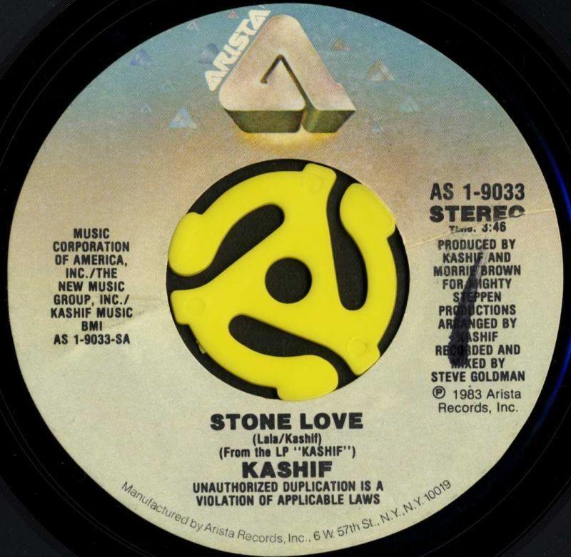 ☆KASHIF / Stone Love / (Inst.)...